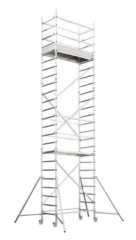 Hliníkové lešení AL 700 pro prac. výšku 7 metrů