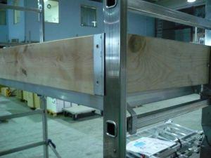 Pojízdné hliníkové lešení PINNA