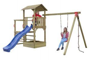 Dětské hřiště se skluzavkou ANIA PREMIUM 3600x2570x3030 mm