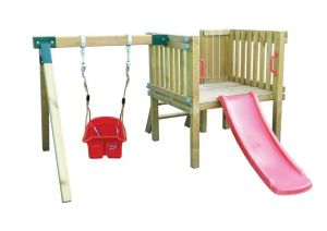Dětské hřiště ADAM 2390x1200x2230mm