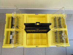 Kufr na nářadí STUFF SEMI PROFI 26 CARBO
