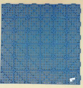 Plastová dlažba MARTE 563x563 mm tmavě modrá