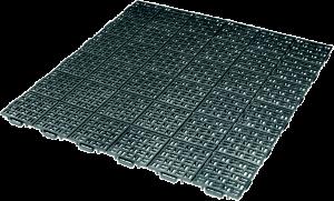 Plastová dlažba MARTE 563x563 mm zelená
