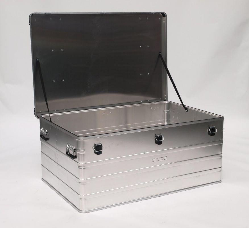 Hliníková přepravní bedna D415 415 l