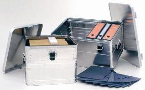 Hliníková přepravní bedna na dokumenty BB72 72 l