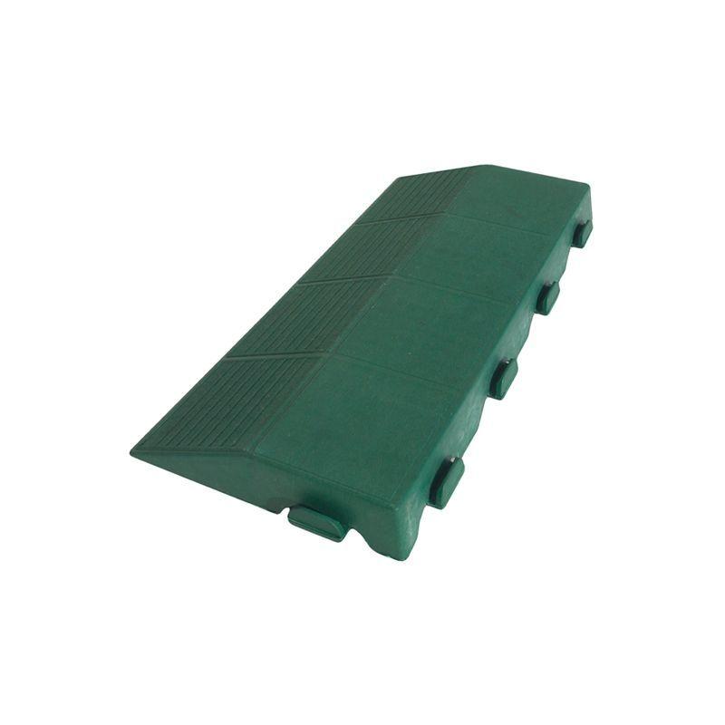 Plastový panel boční s čepem - zelený