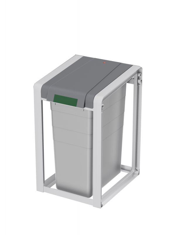 Koš na tříděný odpad Hailo ProfiLine Öko 35 zákl. modul 35 litrů