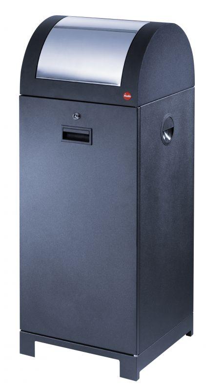 Venkovní odpadkový koš Hailo ProfiLine WSB design 70 litrů