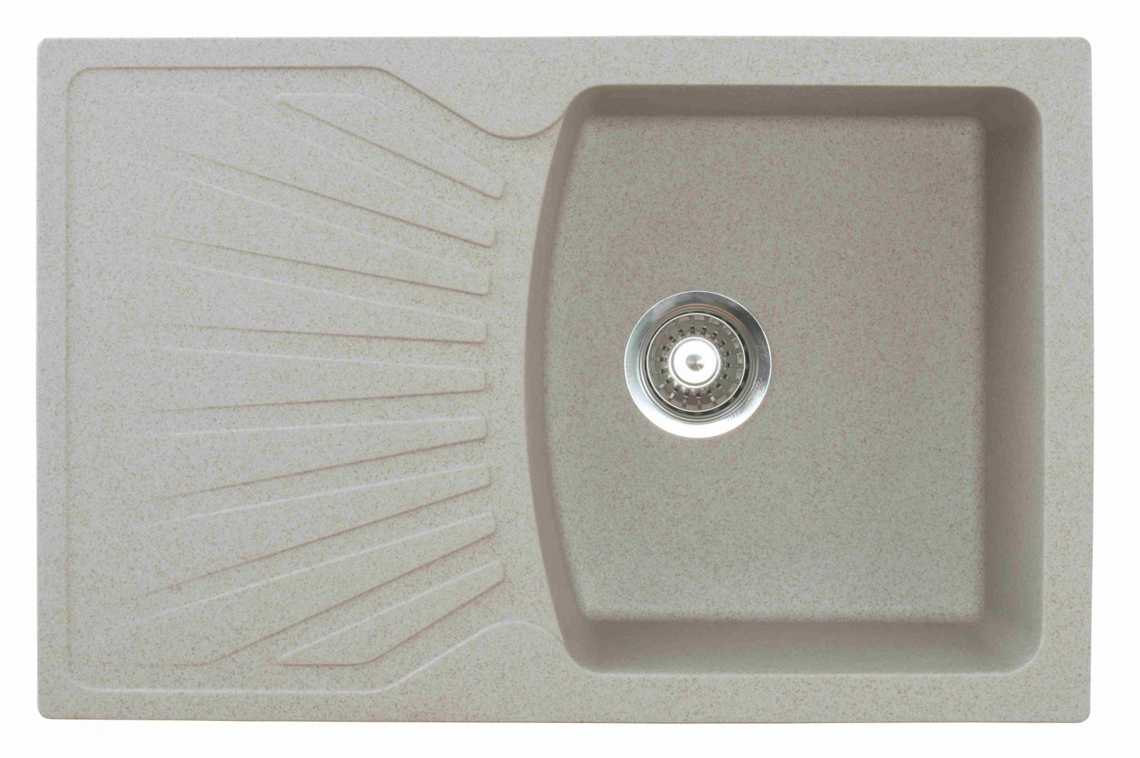 Kuchyňský dřez Metalac granitový - XQuadro plus