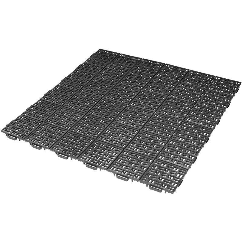 Plastová dlažba MARTE 563x563 mm šedá Art Plast