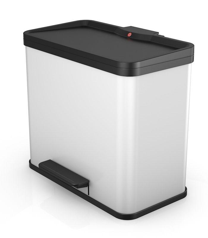 Koš na tříděný odpad Hailo Öko trio Plus L 3x9 litrů