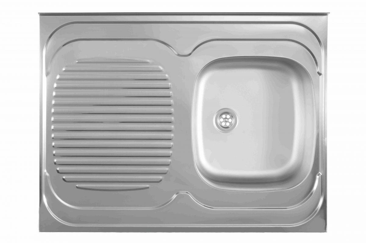 Kuchyňský dřez Metalac nerezový - Standard