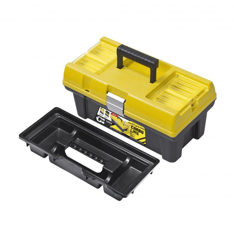 Kufr na nářadí STUFF SEMI PROFI 16 CARBO