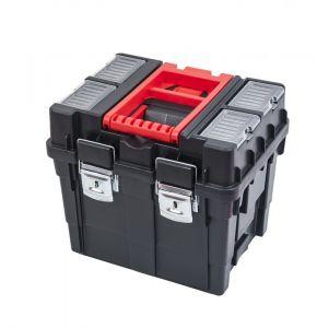 Pojízdný kufr na nářadí WHEELBOX HD COMPACT LOGIC