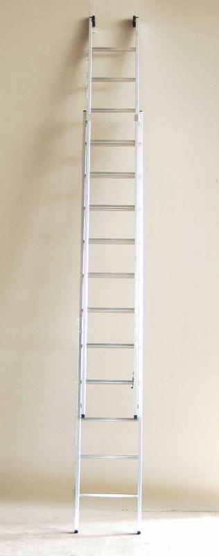 Výsuvný žebřík Alpos profi 2x13 příček