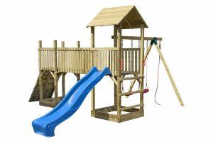 Dětské hřiště se skluzavkou Palác zábav 2 věže