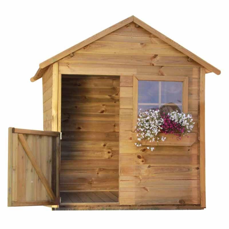 Dětský zahradní domek MATYÁŠ 1120x1580x1260 mm