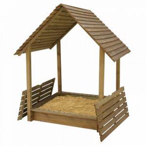 Dětský zahradní domek s pískovištěm MONIKA