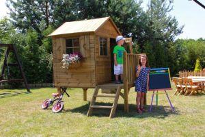 Dětský zahradní domek TOMEK