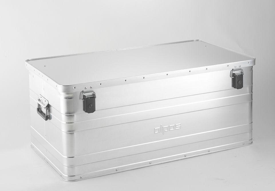 Hliníková přepravní bedna B140 - 140 l