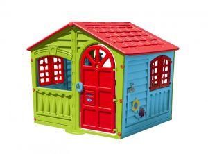 Dětský plastový domeček HAPPY House