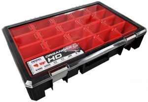 Plastový organizér HD 600 s 20 vnitřními boxy