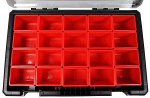 Organizér HD 600 s 20 vnitřními boxy Patrol