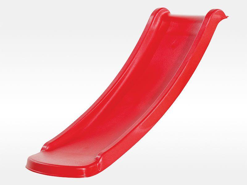 Plastová skluzavka k domku TOMEK - červená