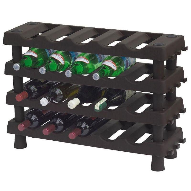 Plastový regál na víno Art Plast