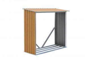 Zahradní přístřešek na dřevo WOH 136